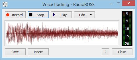 RadioBOSS – Software For Radio Station Automation ... RadioBOSS - Voice Tracking ...