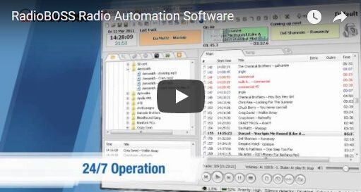 RadioBOSS – Radio Automation Software